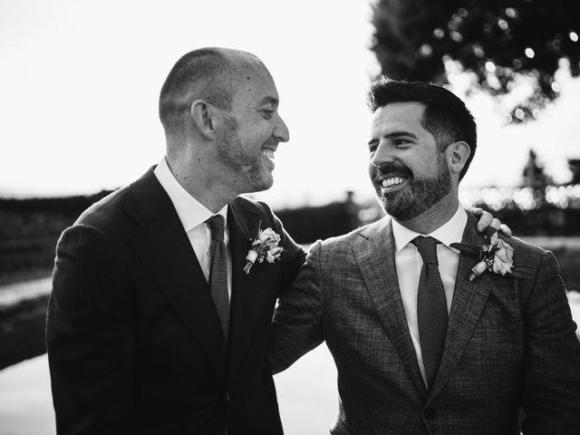 Il matrimonio di Joey e John a Poggibonsi, Siena 27