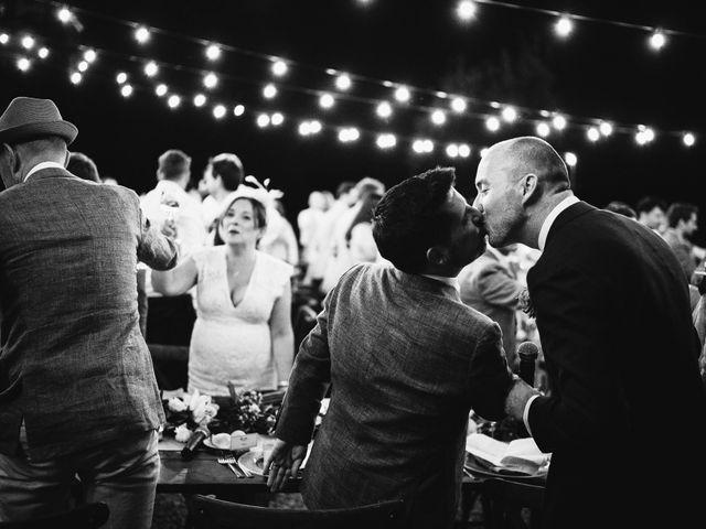 Il matrimonio di Joey e John a Poggibonsi, Siena 32