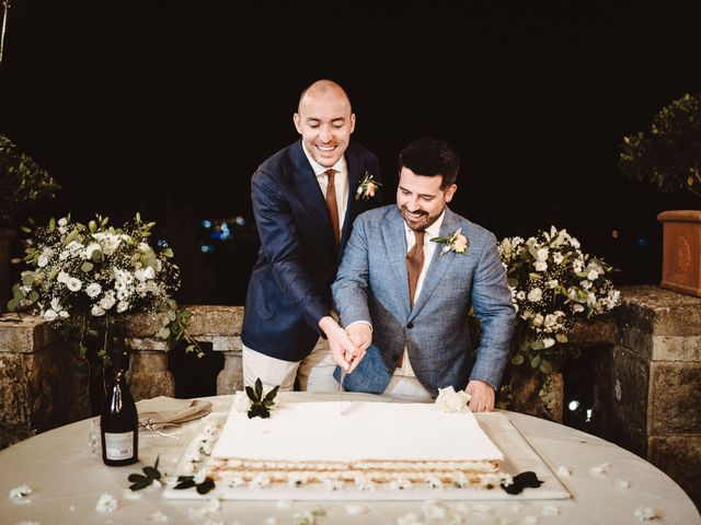 Il matrimonio di Joey e John a Poggibonsi, Siena 34