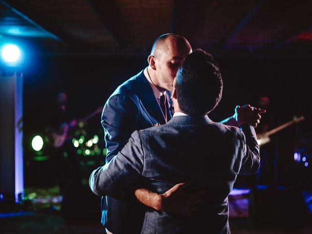 Il matrimonio di Joey e John a Poggibonsi, Siena 42