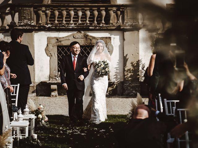 Il matrimonio di Federico e Nancy a Prato, Prato 10