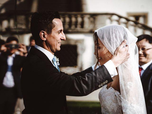 Il matrimonio di Federico e Nancy a Prato, Prato 11