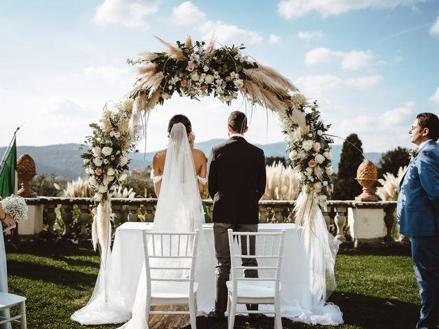 Il matrimonio di Federico e Nancy a Prato, Prato 15