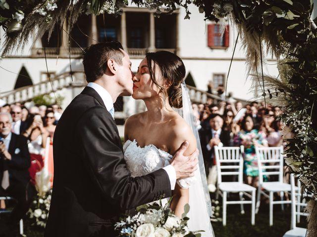 Il matrimonio di Federico e Nancy a Prato, Prato 16