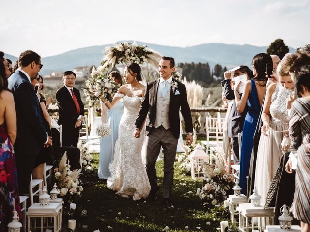 Il matrimonio di Federico e Nancy a Prato, Prato 21