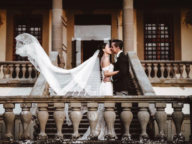 Il matrimonio di Federico e Nancy a Prato, Prato 32
