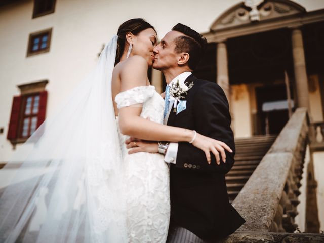 Il matrimonio di Federico e Nancy a Prato, Prato 33