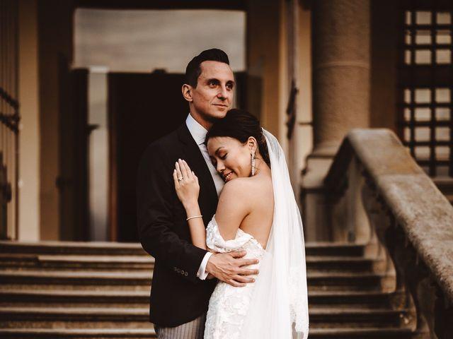 Il matrimonio di Federico e Nancy a Prato, Prato 35