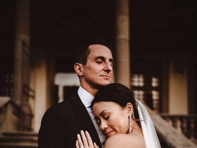 Il matrimonio di Federico e Nancy a Prato, Prato 36