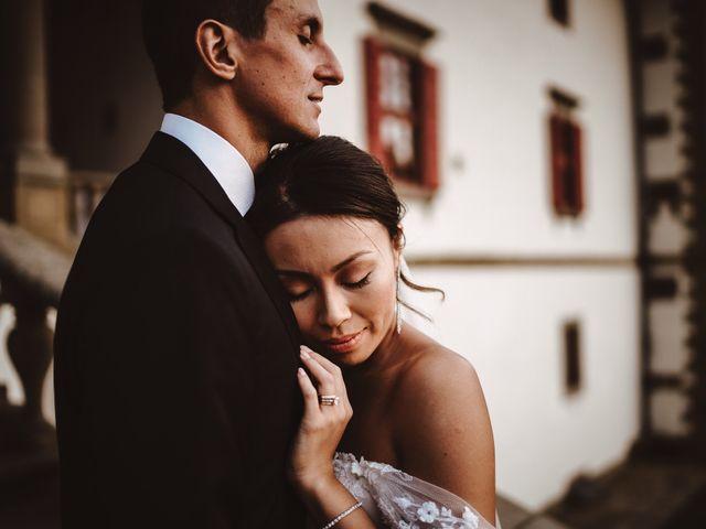 Il matrimonio di Federico e Nancy a Prato, Prato 37
