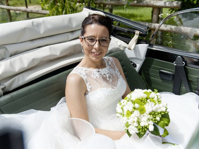 Il matrimonio di Diego e Giovanna a Mogliano Veneto, Treviso 8