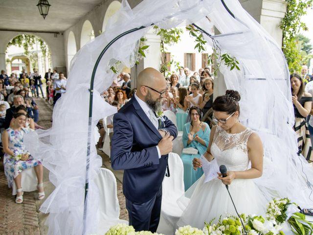Il matrimonio di Diego e Giovanna a Mogliano Veneto, Treviso 12