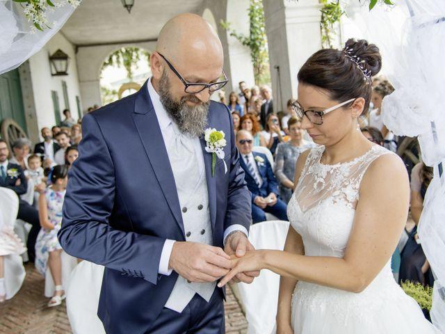 Il matrimonio di Diego e Giovanna a Mogliano Veneto, Treviso 13