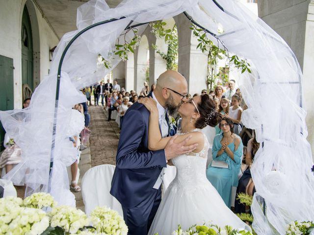Il matrimonio di Diego e Giovanna a Mogliano Veneto, Treviso 14