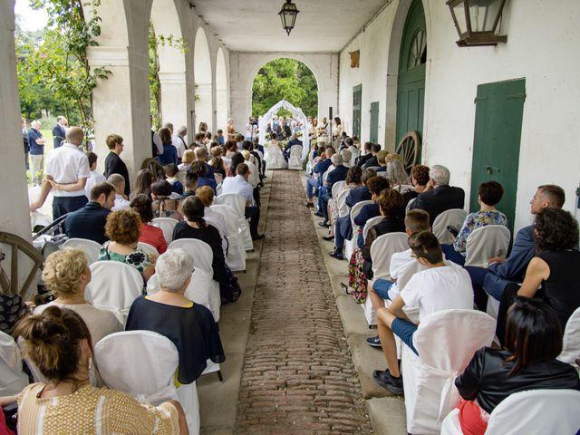 Il matrimonio di Diego e Giovanna a Mogliano Veneto, Treviso 17