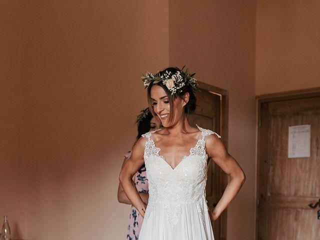 Il matrimonio di Antoine e Sarah a Magliano in Toscana, Grosseto 31