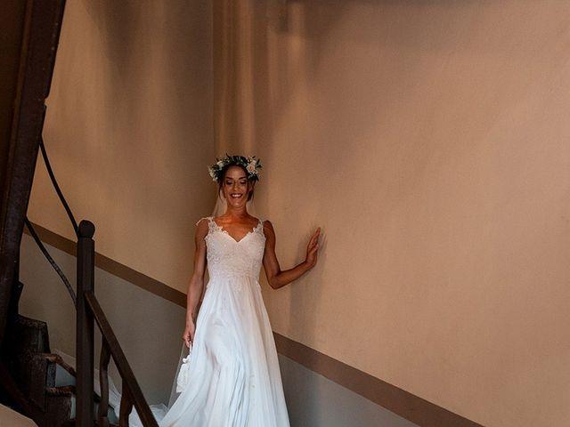 Il matrimonio di Antoine e Sarah a Magliano in Toscana, Grosseto 39