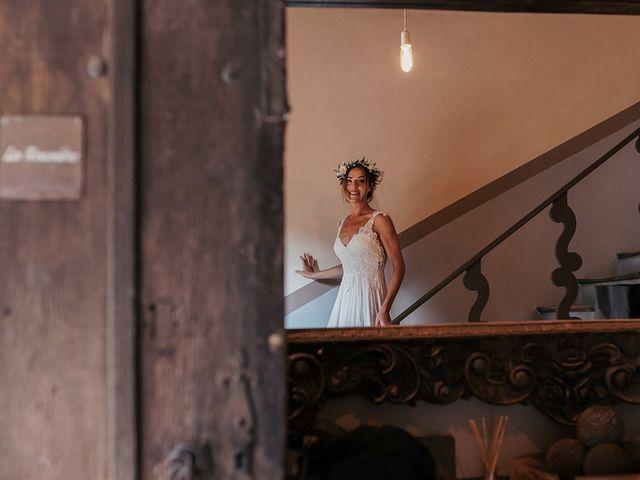 Il matrimonio di Antoine e Sarah a Magliano in Toscana, Grosseto 41