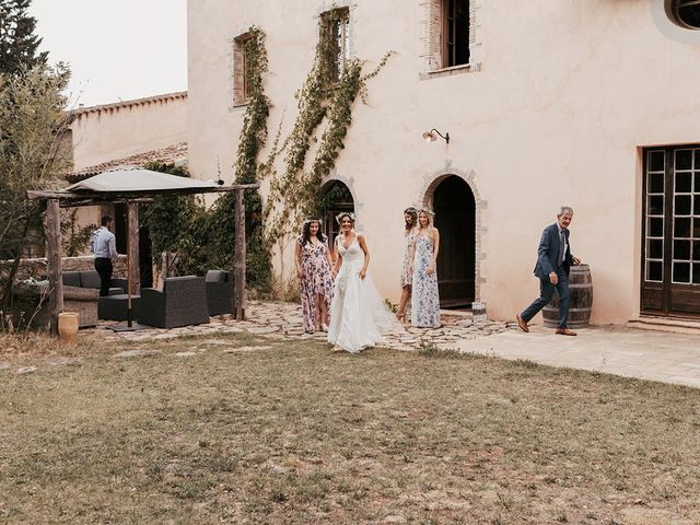 Il matrimonio di Antoine e Sarah a Magliano in Toscana, Grosseto 44