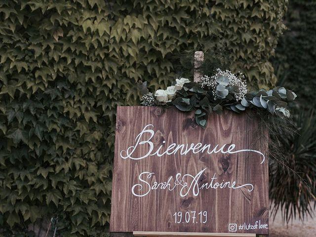 Il matrimonio di Antoine e Sarah a Magliano in Toscana, Grosseto 53