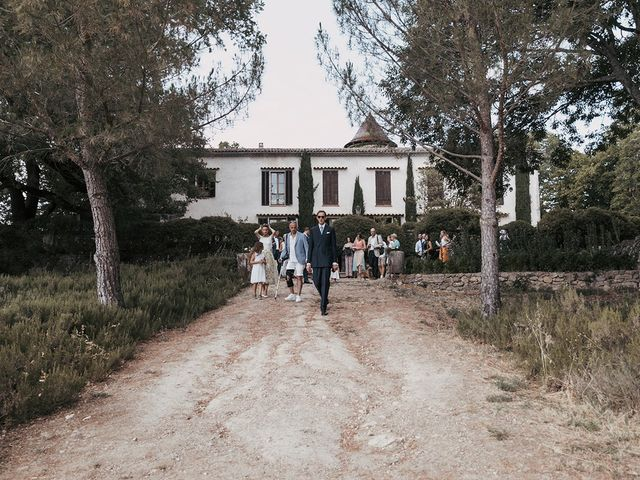 Il matrimonio di Antoine e Sarah a Magliano in Toscana, Grosseto 56