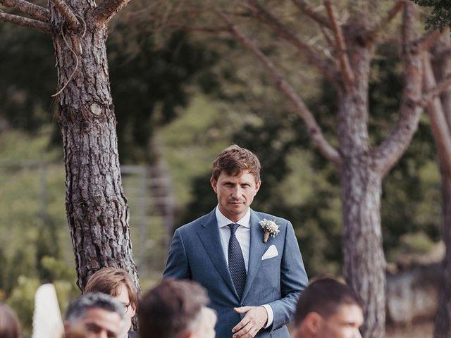 Il matrimonio di Antoine e Sarah a Magliano in Toscana, Grosseto 59