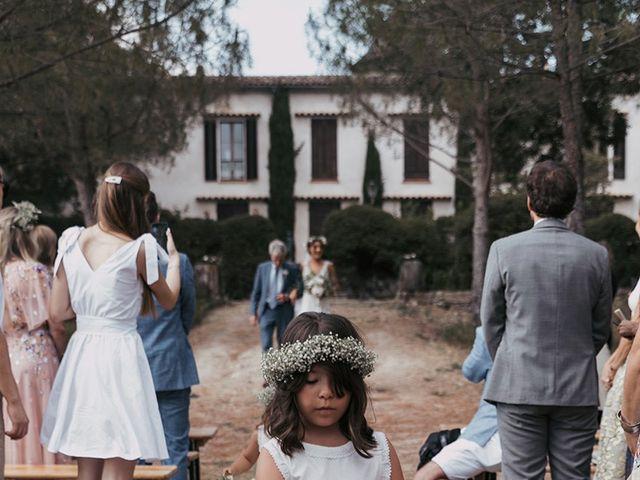 Il matrimonio di Antoine e Sarah a Magliano in Toscana, Grosseto 62