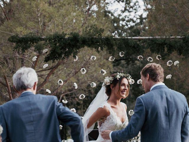 Il matrimonio di Antoine e Sarah a Magliano in Toscana, Grosseto 63