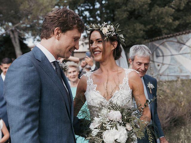 Il matrimonio di Antoine e Sarah a Magliano in Toscana, Grosseto 64