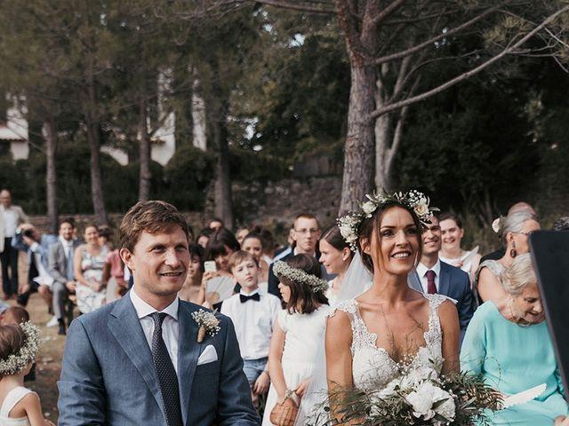 Il matrimonio di Antoine e Sarah a Magliano in Toscana, Grosseto 67