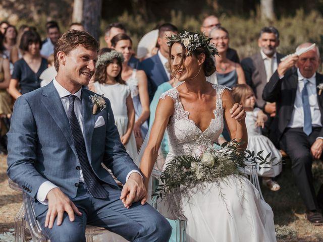 Il matrimonio di Antoine e Sarah a Magliano in Toscana, Grosseto 69