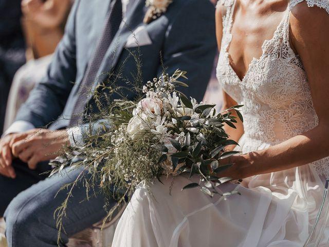 Il matrimonio di Antoine e Sarah a Magliano in Toscana, Grosseto 71