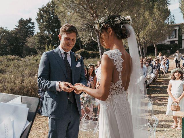 Il matrimonio di Antoine e Sarah a Magliano in Toscana, Grosseto 72
