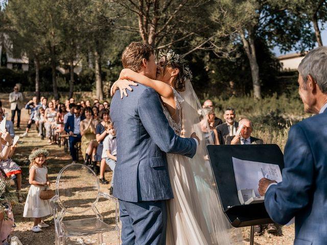 Il matrimonio di Antoine e Sarah a Magliano in Toscana, Grosseto 73