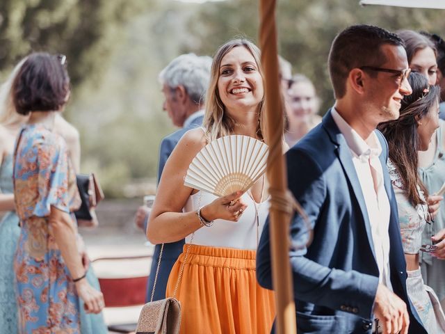 Il matrimonio di Antoine e Sarah a Magliano in Toscana, Grosseto 77