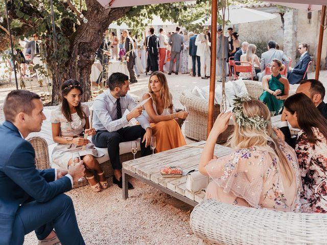 Il matrimonio di Antoine e Sarah a Magliano in Toscana, Grosseto 81