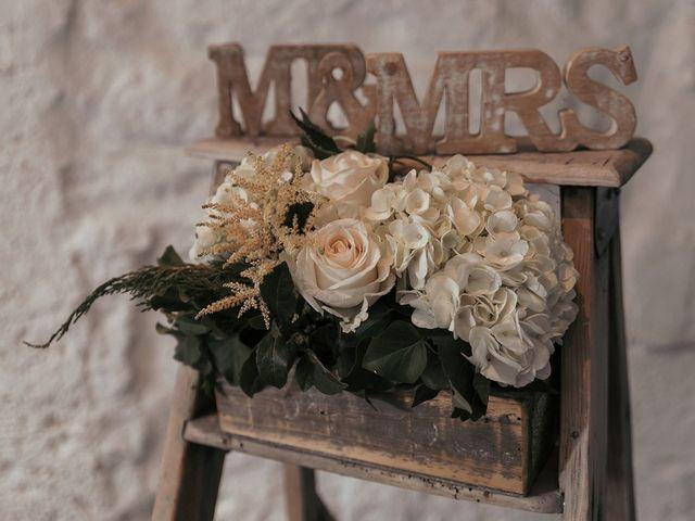 Il matrimonio di Antoine e Sarah a Magliano in Toscana, Grosseto 83