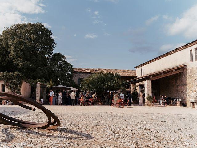 Il matrimonio di Antoine e Sarah a Magliano in Toscana, Grosseto 90