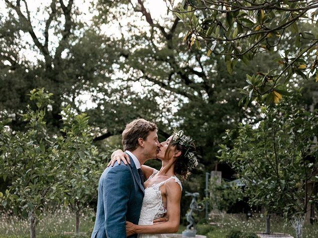 Il matrimonio di Antoine e Sarah a Magliano in Toscana, Grosseto 95