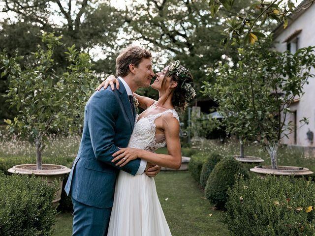 Il matrimonio di Antoine e Sarah a Magliano in Toscana, Grosseto 96