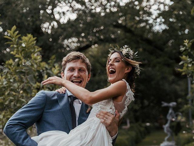 Il matrimonio di Antoine e Sarah a Magliano in Toscana, Grosseto 97