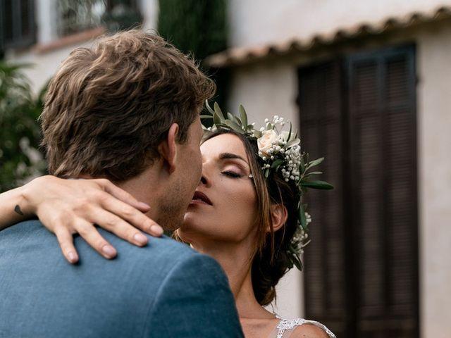 Il matrimonio di Antoine e Sarah a Magliano in Toscana, Grosseto 99