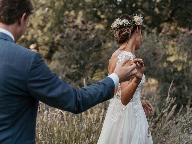 Il matrimonio di Antoine e Sarah a Magliano in Toscana, Grosseto 111