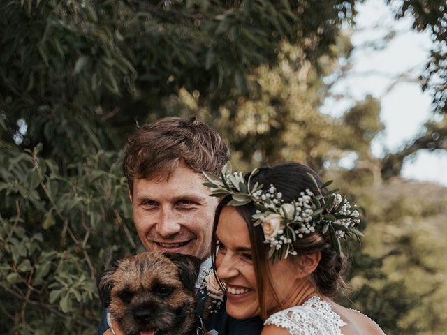 Il matrimonio di Antoine e Sarah a Magliano in Toscana, Grosseto 115