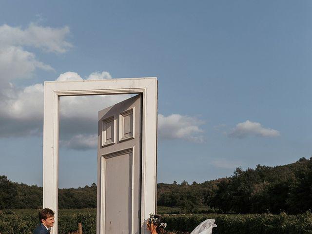 Il matrimonio di Antoine e Sarah a Magliano in Toscana, Grosseto 117