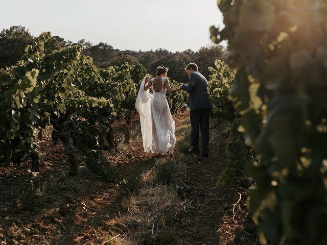 Il matrimonio di Antoine e Sarah a Magliano in Toscana, Grosseto 118