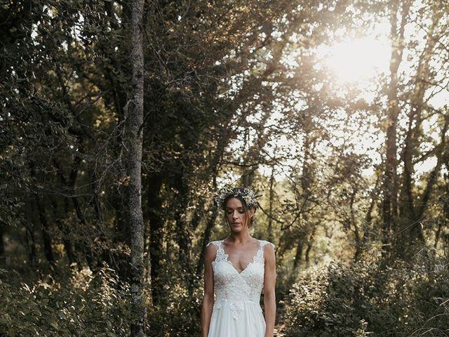 Il matrimonio di Antoine e Sarah a Magliano in Toscana, Grosseto 120