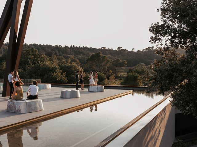 Il matrimonio di Antoine e Sarah a Magliano in Toscana, Grosseto 125