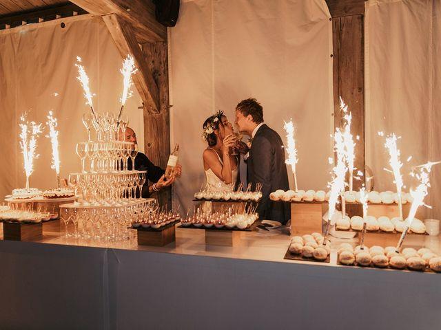 Il matrimonio di Antoine e Sarah a Magliano in Toscana, Grosseto 171