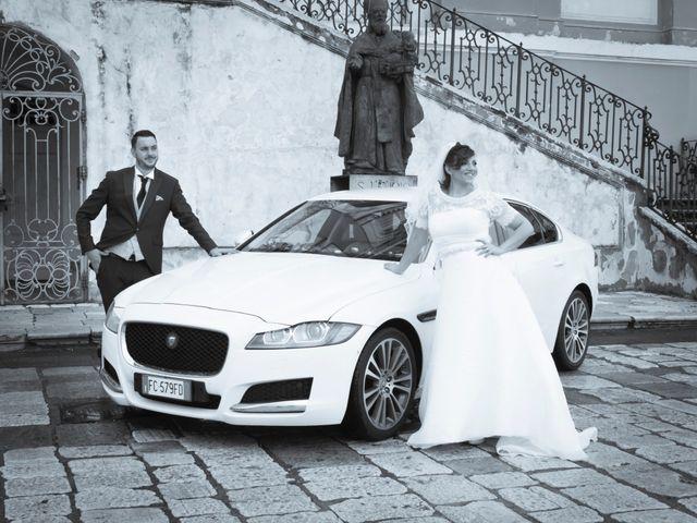 Il matrimonio di Fabio e Vittoria a Carinaro, Caserta 8